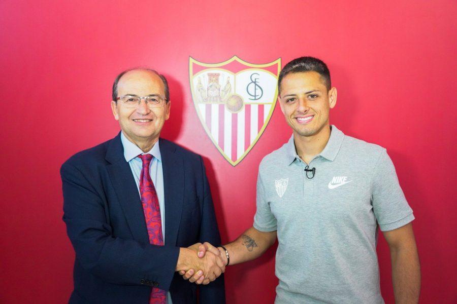 Officiel : Chicharito rebondit au FC Séville