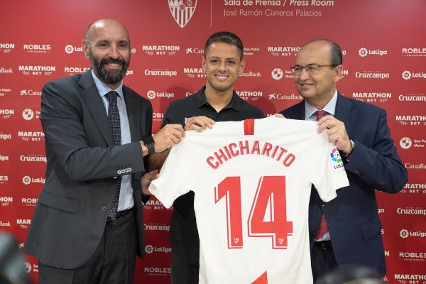 Officiel : Chicharito rebondit au FC Séville