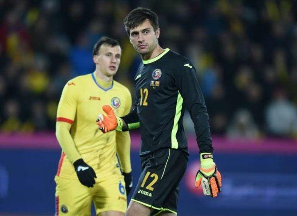 Lyon : Ciprian Tatarusanu évoque sa situation