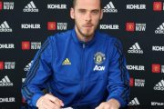 Officiel : Manchester United prolonge David De Gea