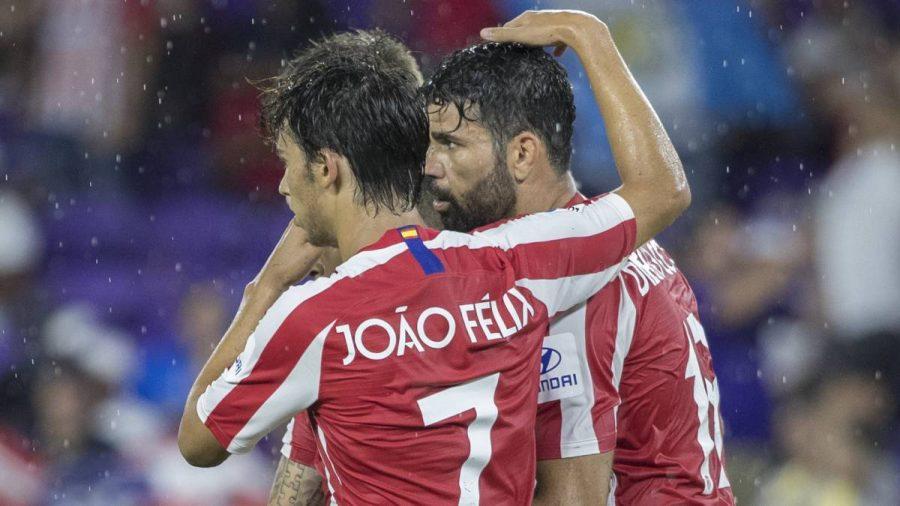 Atlético Madrid : Diego Costa s'exprime sur le départ de Griezmann au Barça