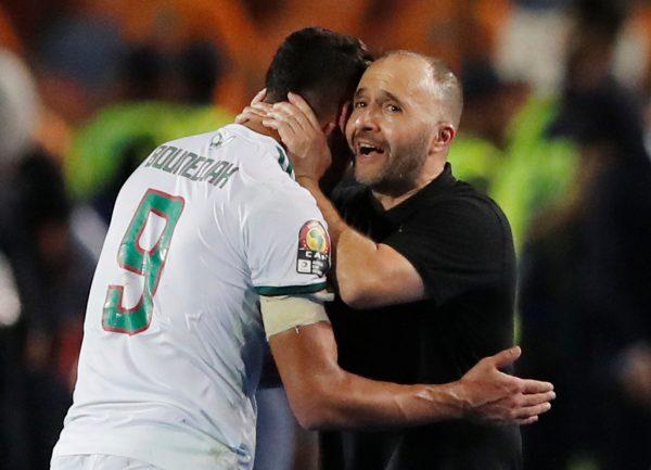 EdF : l'entraîneur de l'Algérie, Djamel Belmadi, est pour rencontrer l'équipe de France