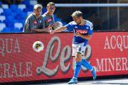 Naples : Dries Mertens se dirige vers l'Angleterre