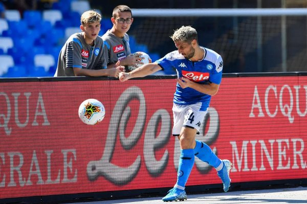 Dries Mertens fixe ses conditions pour prolonger au Napoli