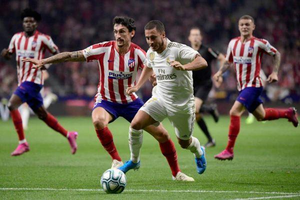 Real Madrid : Zinédine Zidane pas inquiet pour Eden Hazard