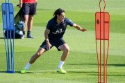 PSG : Edinson Cavani vers la Premier League ?