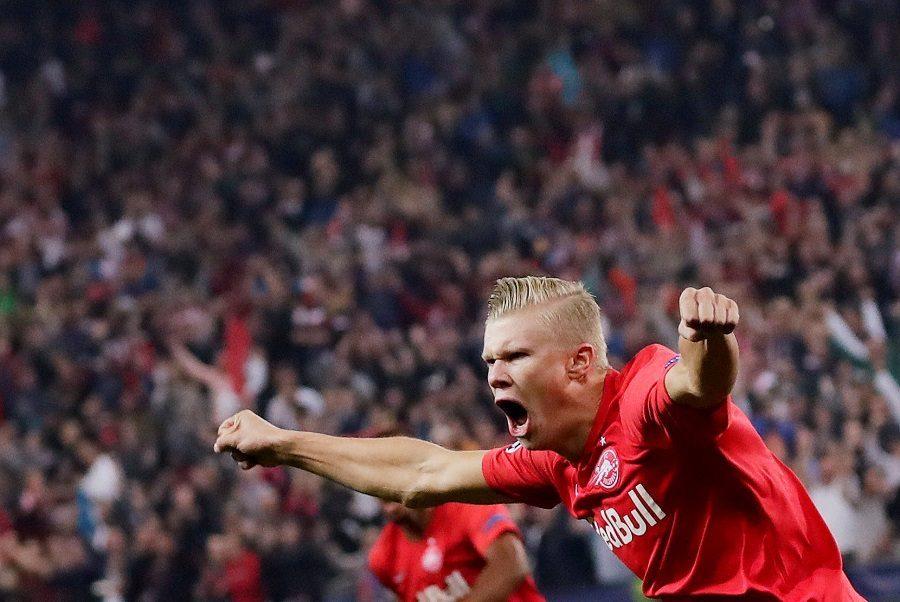 Officiel : Erling Braut Haland élu joueur de la semaine en C1