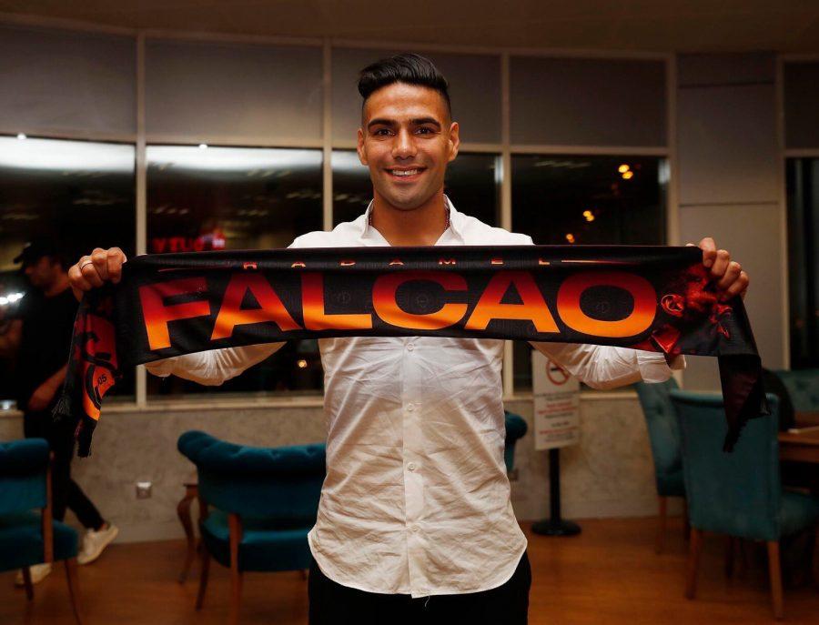 Officiel : Radamel Falcao quitte Monaco pour le Galatasaray