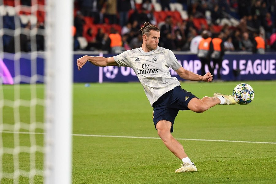 Tottenham fait une première offre pour Gareth Bale