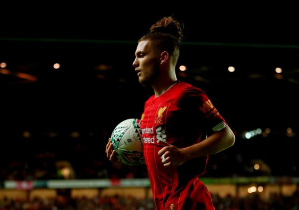 Liverpool va prolonger le prometteur Harvey Elliott