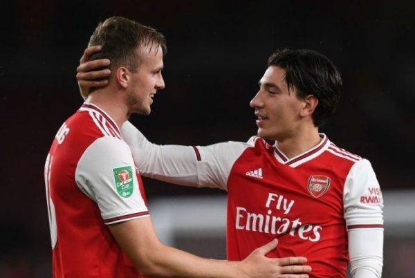 Arsenal : retours gagnants pour Bellerin et Holding, première pour Tierney