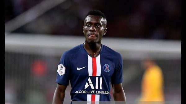 PSG : courte absence pour Idrissa Gueye