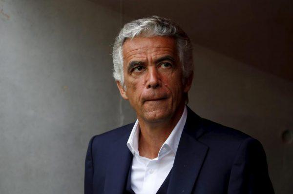 OGC Nice : il n'y a plus de conflits entre Jean-Pierre Rivière et Patrick Vieira