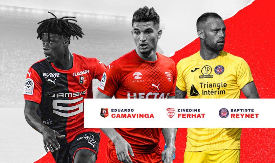 Ligue 1 : les joueurs du mois d'août sont connus