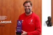 Premier League : Jurgen Klopp élu entraîneur du mois