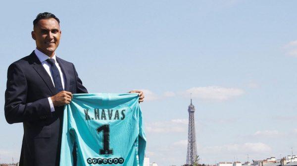 Officiel : Keylor Navas est le nouveau gardien du PSG