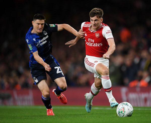 Leicester City : un défenseur d'Arsenal dans le viseur