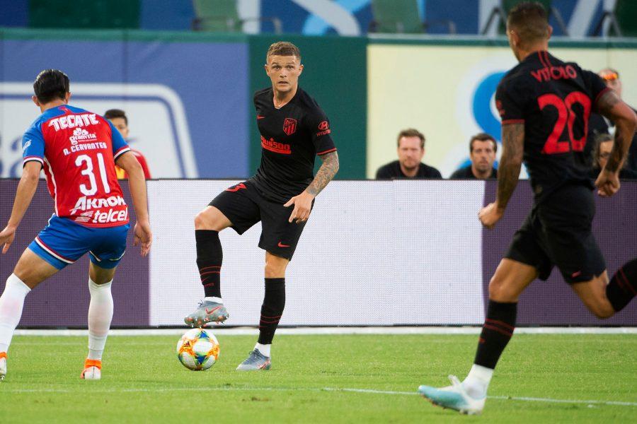 Atlético : Kieran Trippier déjà impressionné par son nouvel entraîneur Diego Simeone