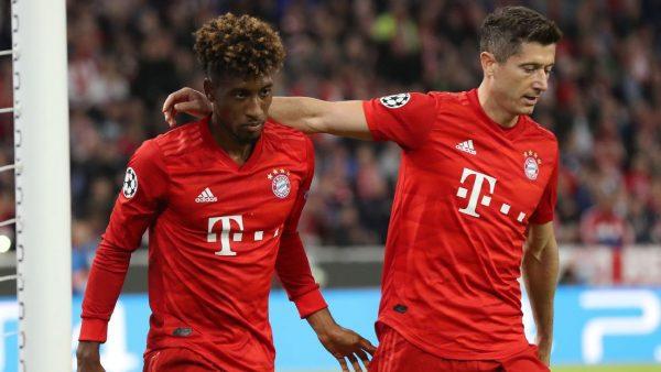 Bayern Munich : petite absence pour Coman