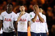 Plusieurs joueurs de Tottenham vers la sortie ?
