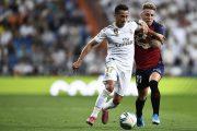 Real Madrid : trois touches pour Lucas Vazquez