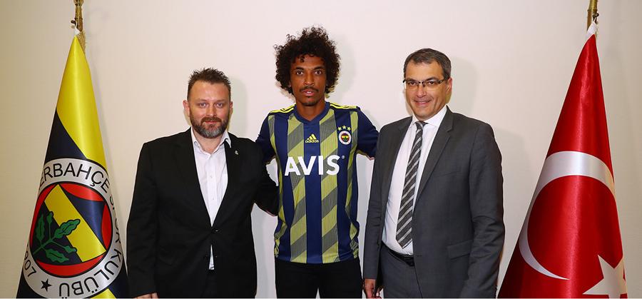 Officiel : Luiz Gustavo rejoint Fenerbahçe