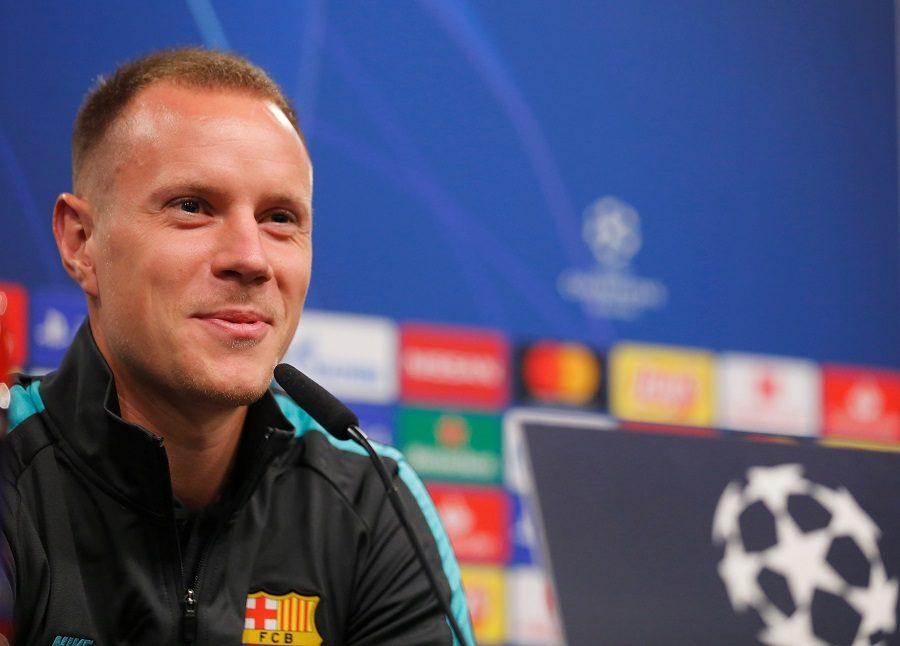 FC Barcelone : la prolongation de Ter Stegen en bonne voie