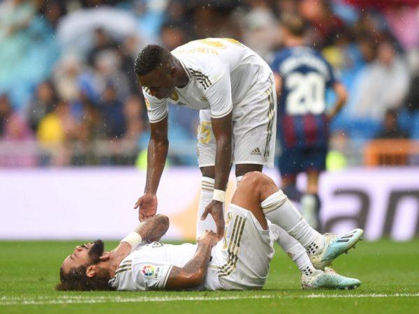Officiel : le Real Madrid annonce la blessure de Marcelo