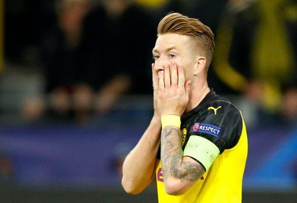 Officiel : Marco Reus, blessé, ratera le PSG