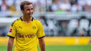 Dortmund : Mario Götze intéresse également des clubs anglais