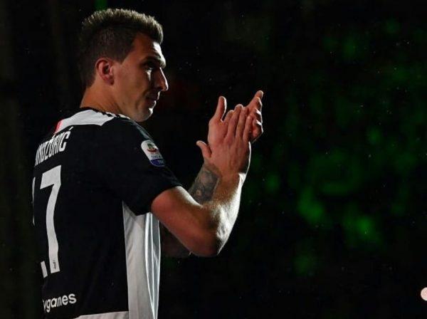 Juventus : Mandzukic va signer au Qatar