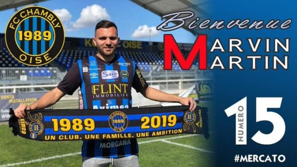 Officiel : Marvin Martin se relance à Chambly