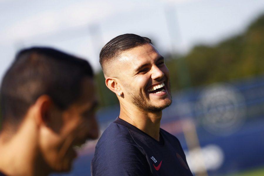 PSG : Mauro Icardi évoque encore son avenir