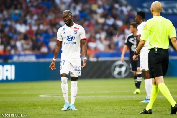 Officiel : Maxwel Cornet prolonge à l'OL