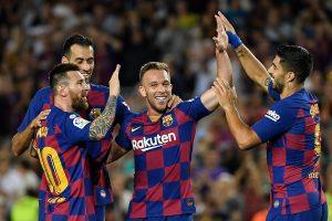 Le FC Barcelone compte sur Arthur