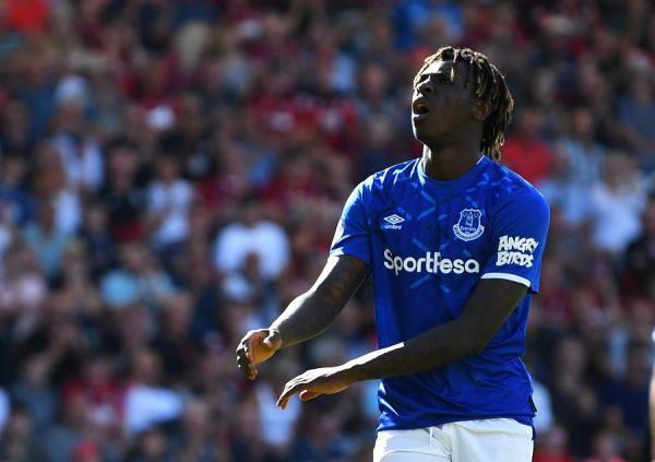 Everton : une nouvelle piste en Italie pour Moise Kean