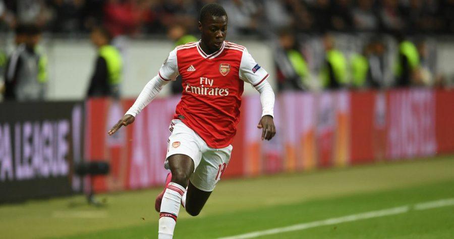 Arsenal : Nicolas Pépé subit déjà des critiques en Angleterre