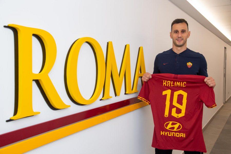 Officiel : Nikola Kalinic prêté à la Roma