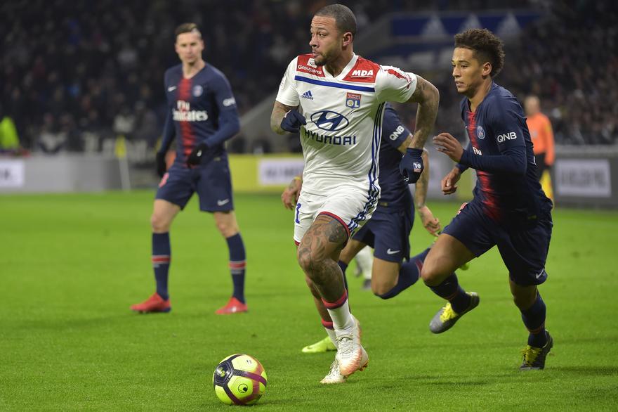 La rumeur Depay au Milan AC enterrée