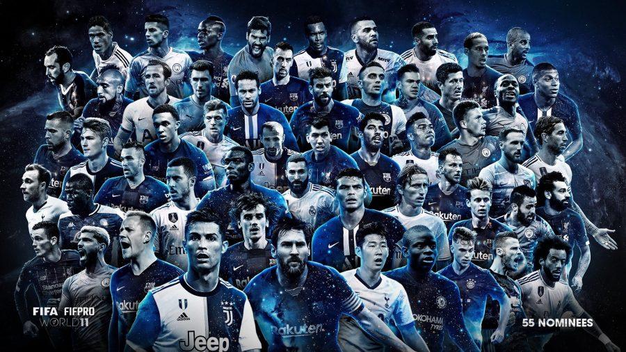 Officiel : les joueurs retenus pour le onze FIFA de l'année 2019 ont été dévoilés !