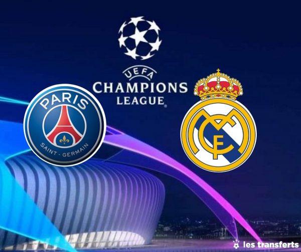 Paris Saint-Germain – Real Madrid : la soirée des retrouvailles