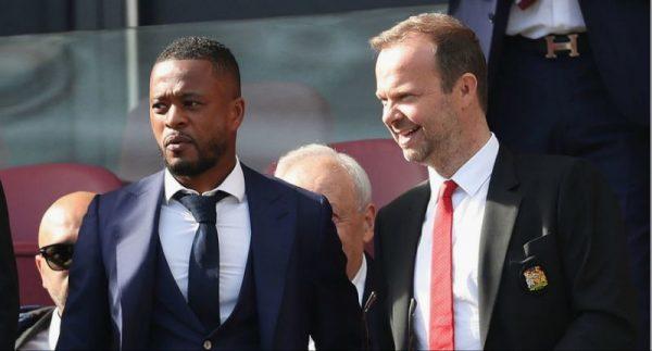 Man United : Patrice Evra intègre le staff des U18