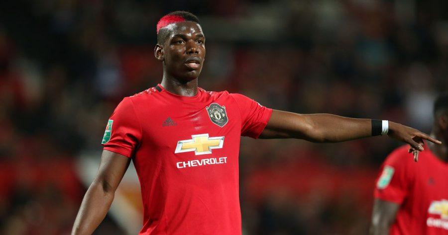 Man Utd : Paul Pogba incertain pour défier Arsenal
