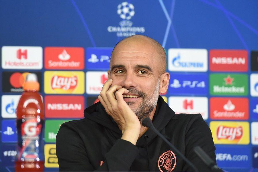 Man City ne va pas recruter en janvier