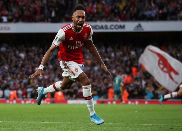 Officiel : Pierre-Emerick Aubameyang élu joueur du mois en Premier League