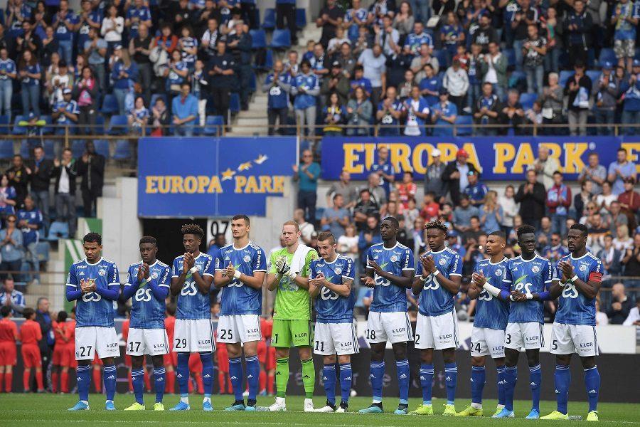 Ligue 1 : les résultats de la 8ème journée