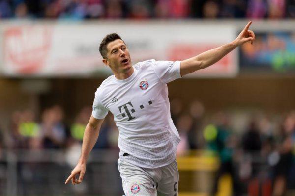Bayern Munich : Robert Lewandowski, c'est du jamais vu en Bundesliga