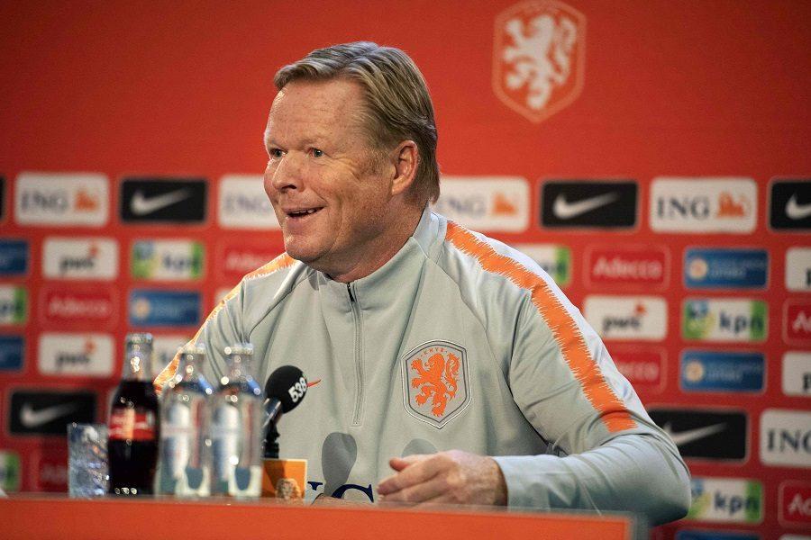 Ronald Koeman évoque un transfert à Barcelone