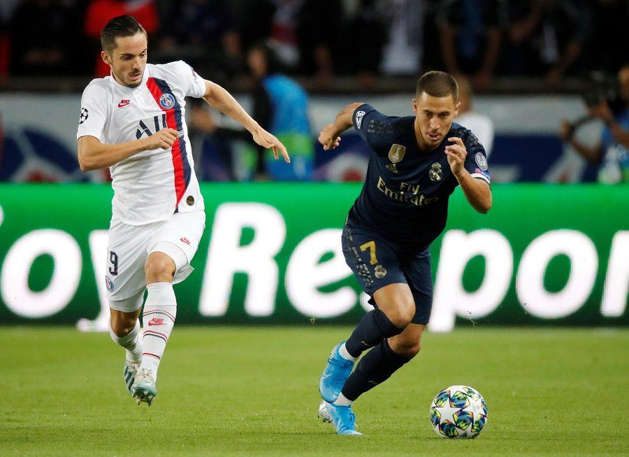 Real Madrid : Eden Hazard compte bien marquer le derby madrilène de son empreinte