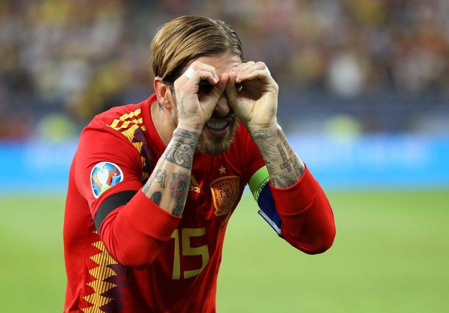 Real Madrid : la Juve garde un oeil sur Sergio Ramos